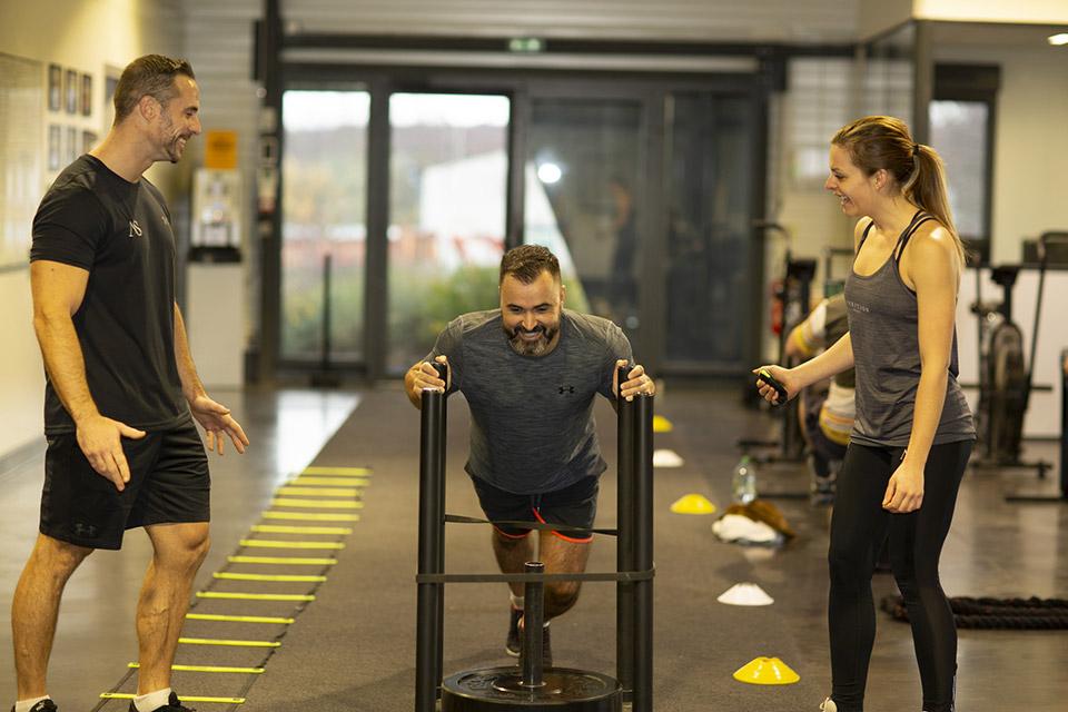Ambition sport : performance intérieure